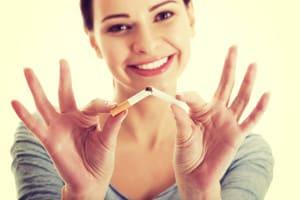 womancigarettebreaking